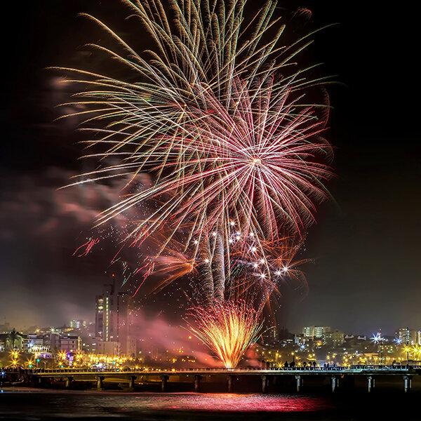 Yeni Yıl Karnavalı Güney Afrika