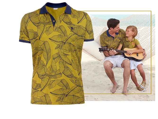 Biri Ona Biri Sana Polo Yaka T-shirt