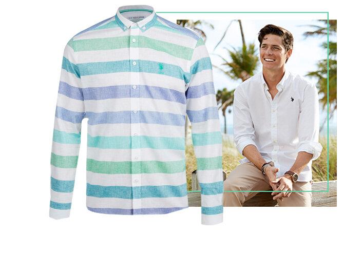 Bir Baba Klasiği Gömlek