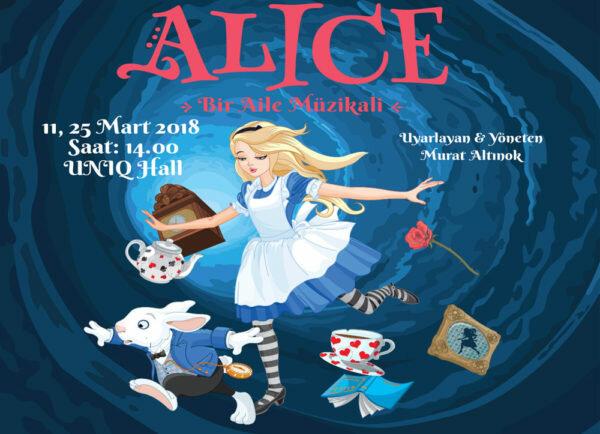 Alice - Müzikal