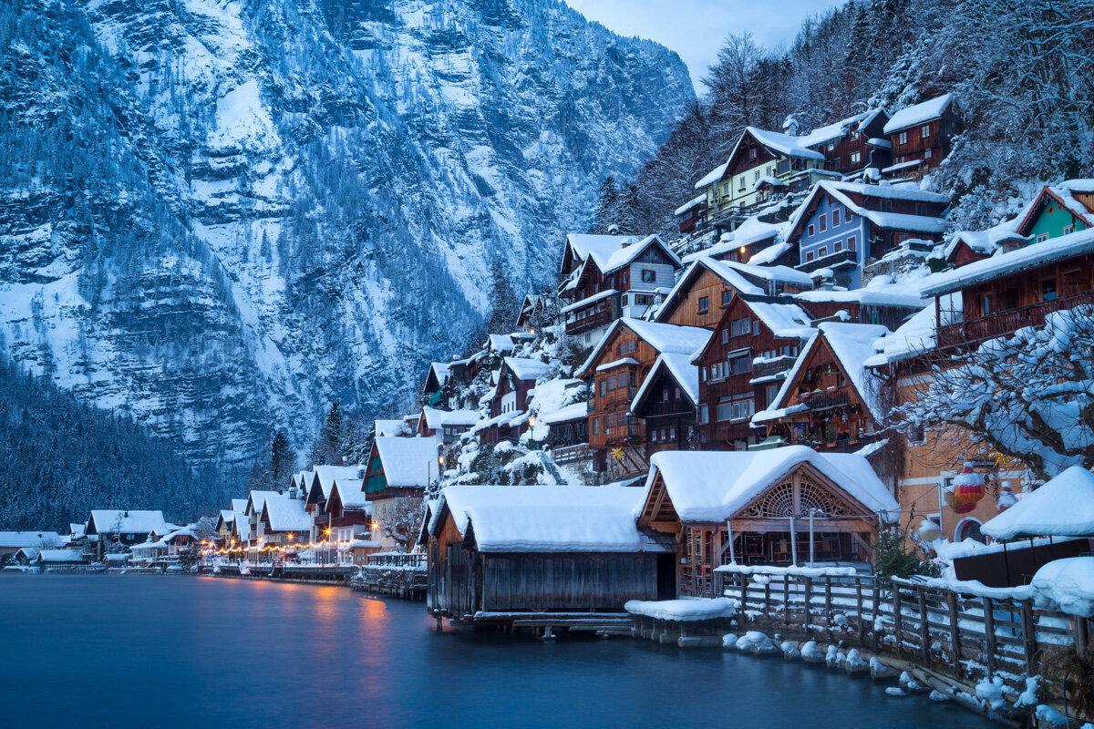 Hallstatt – Avusturya