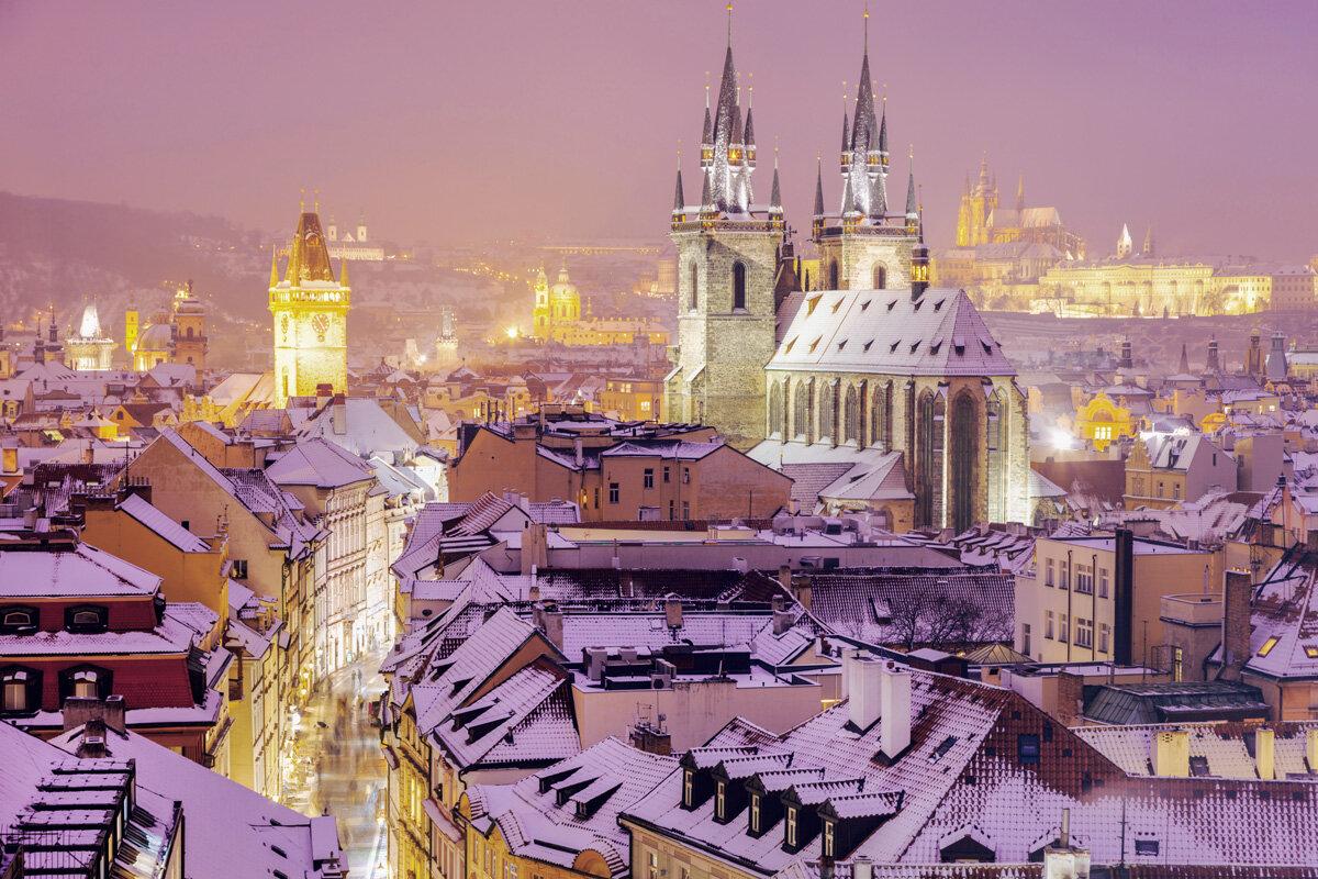 Prag – Çek Cumhuriyeti