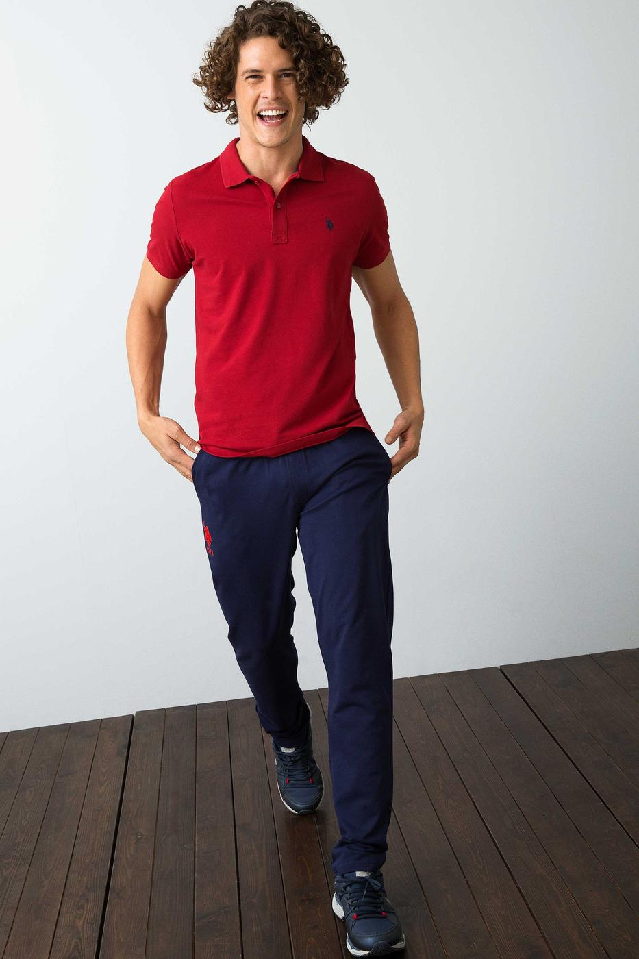 Bordo Slim T-Shirt