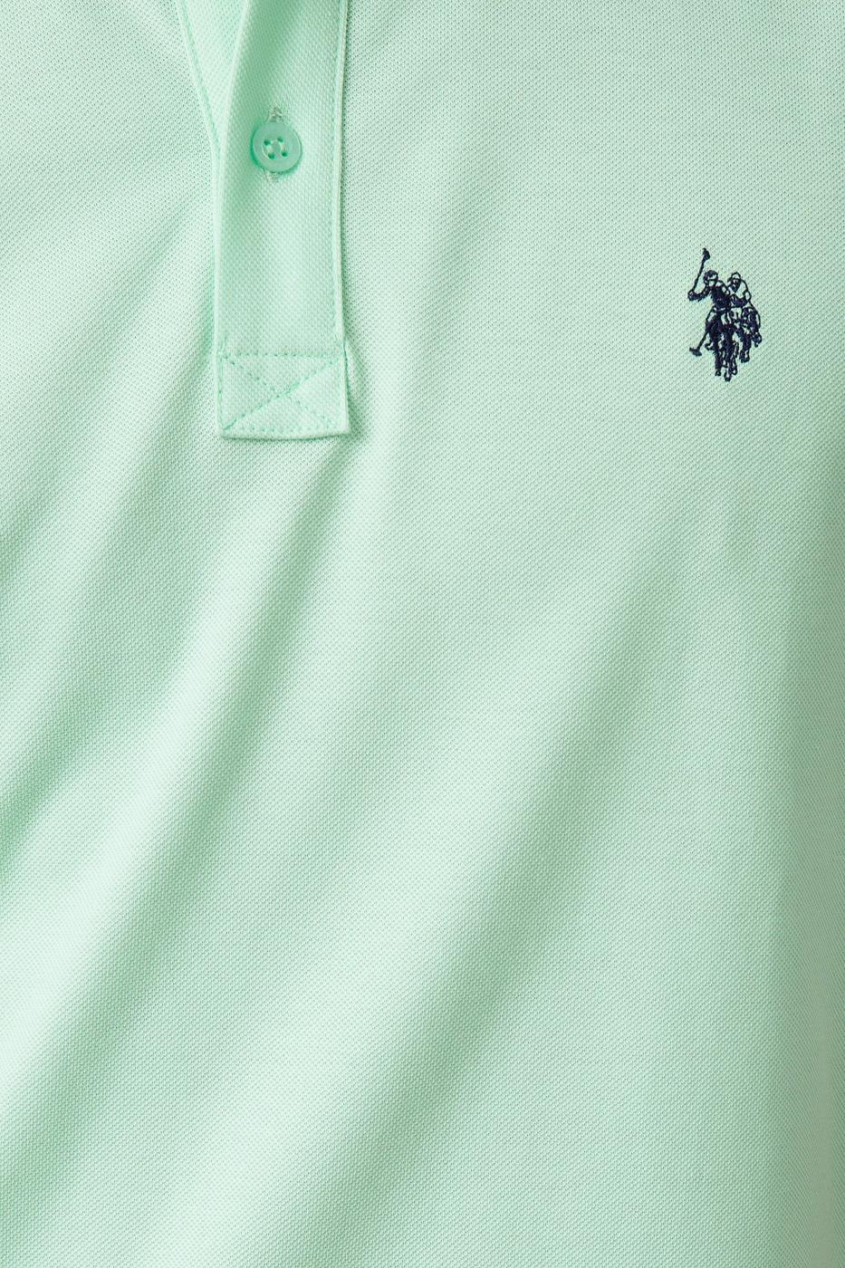Yeşil Slim T-Shirt