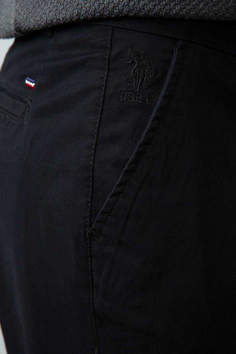 Siyah Slim Pantolon