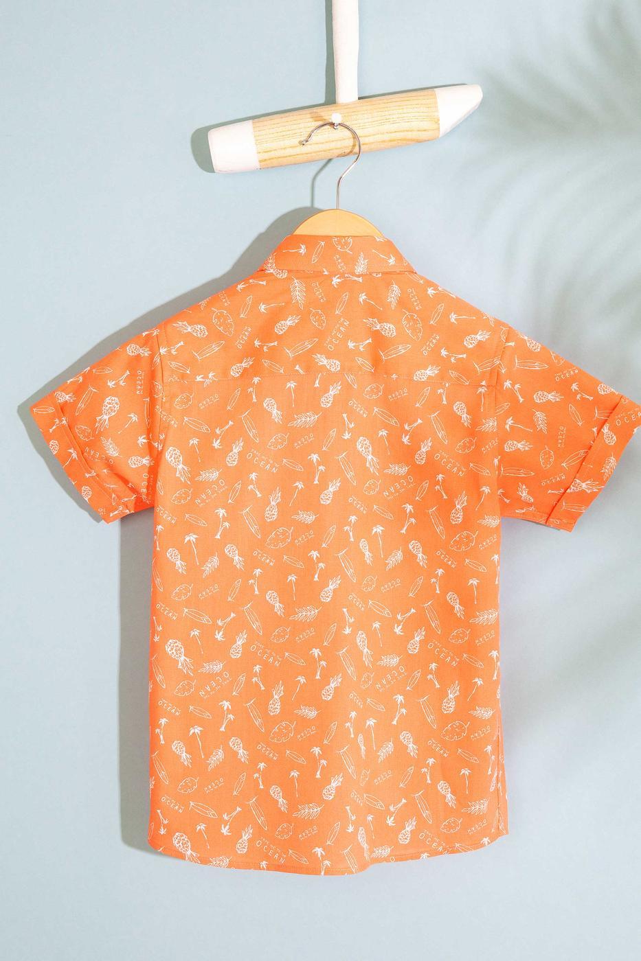 Pembe Gömlek Kısakol