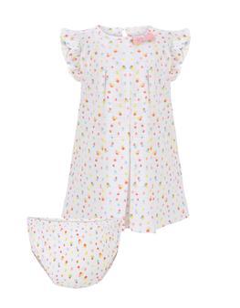 Kız Bebek Örme Elbise