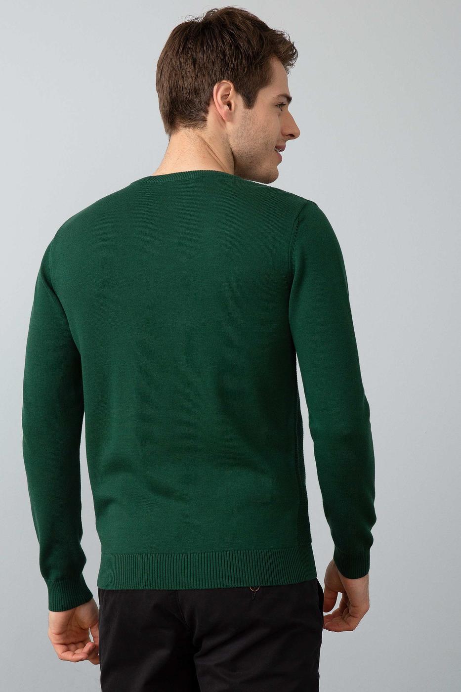 Yeşil Standart Kazak