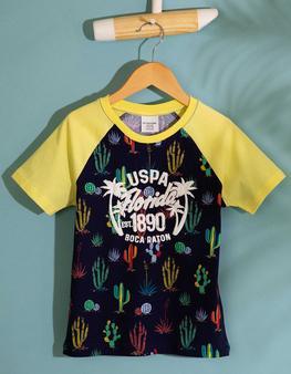 Sarı T-Shirt