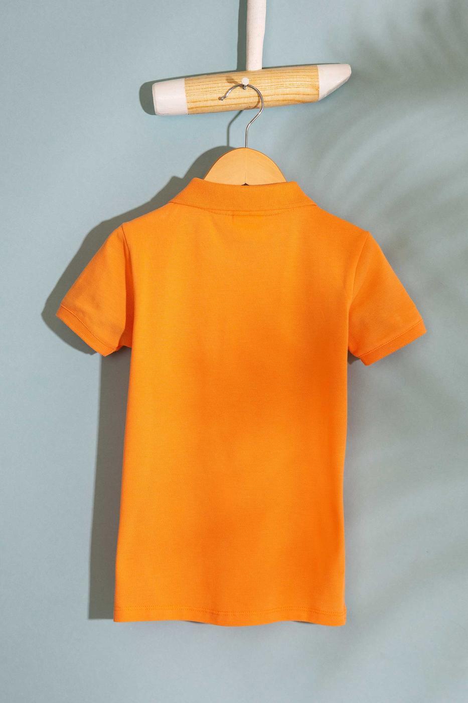 Turuncu T-Shirt