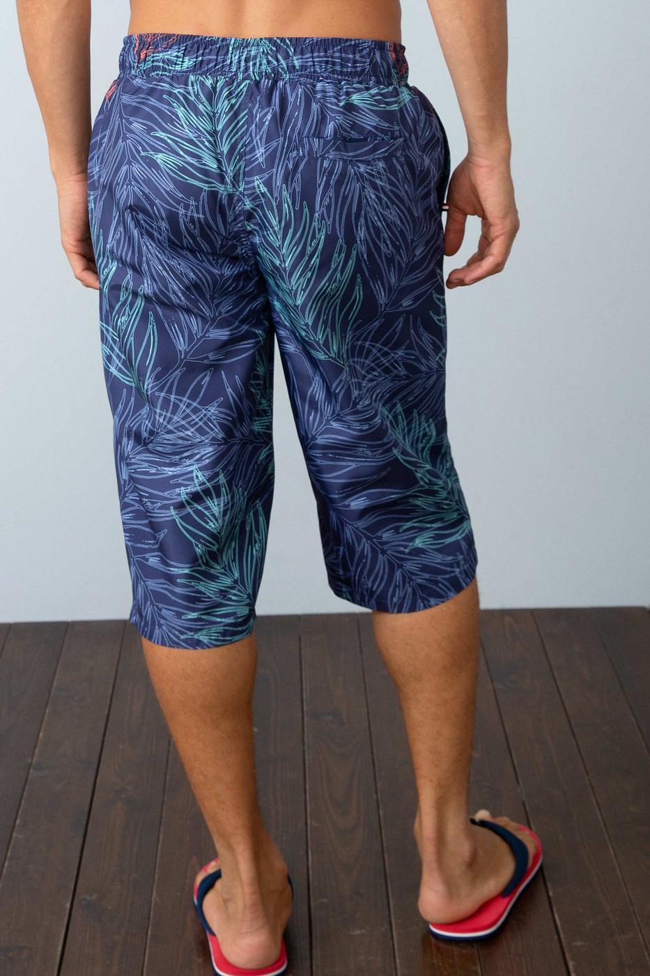 Lacivert Standart Yüzme Giyim