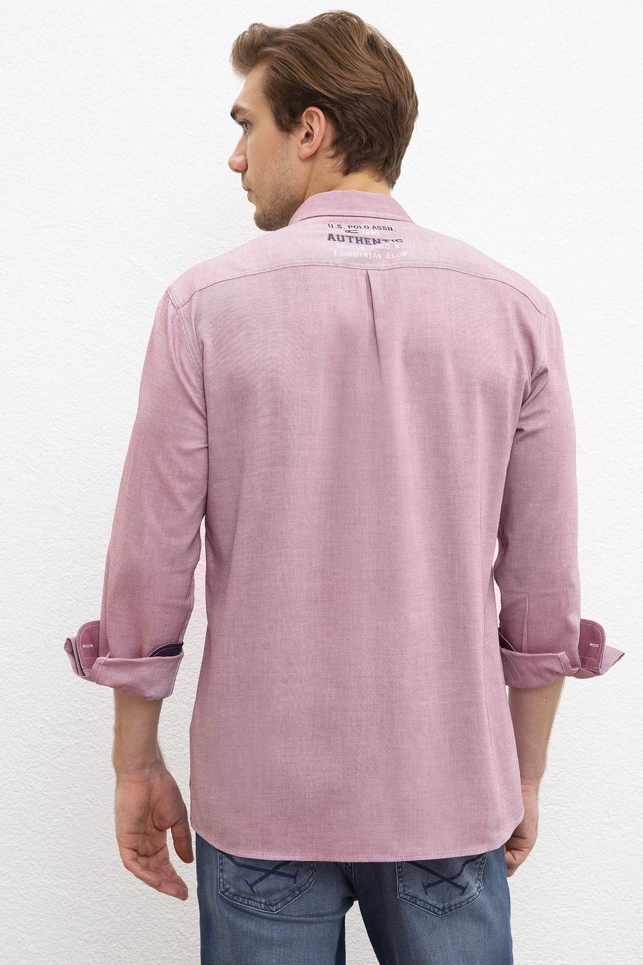 Bordo Gömlek
