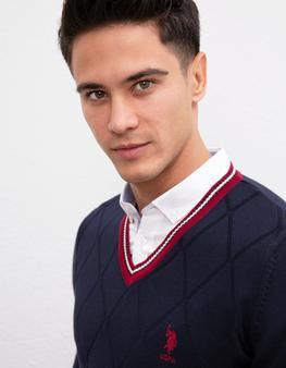 Lacivert Kazak