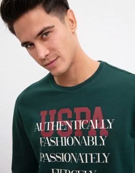 Yeşil Sweatshirt