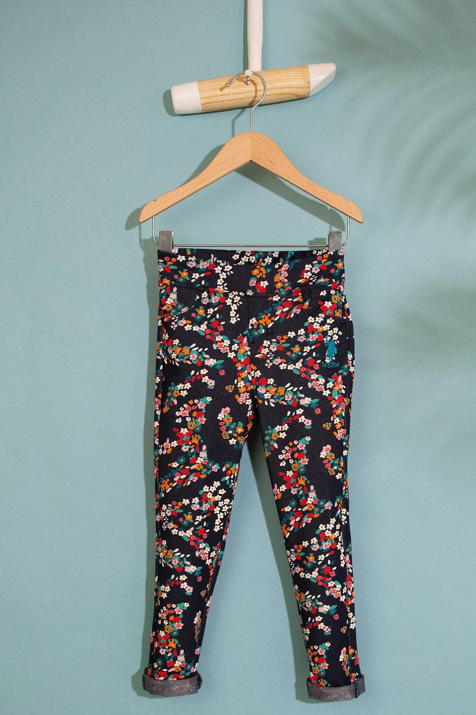 Lacivert Örme Pantolon