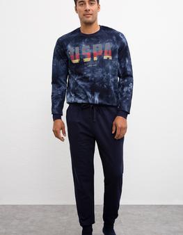 Lacivert Pijama Takımı