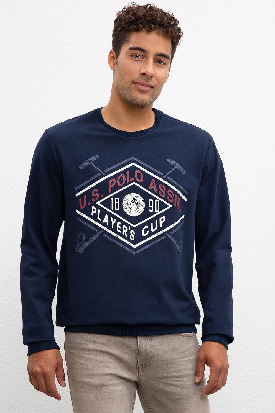 Lacivert Sweatshirt