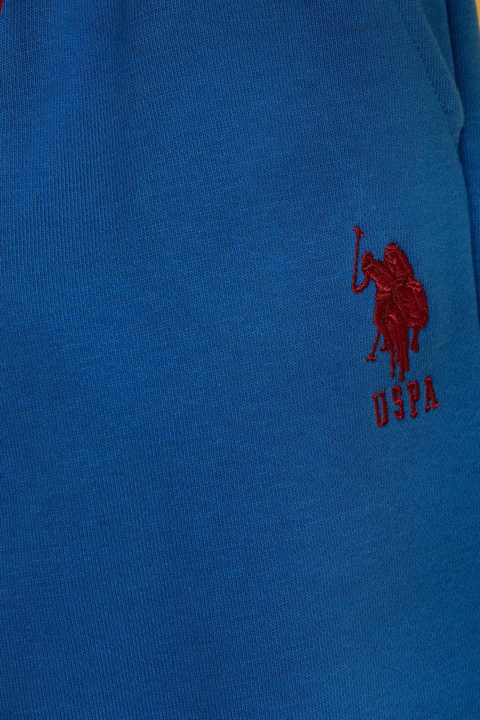 Mavi Eşofman Altı