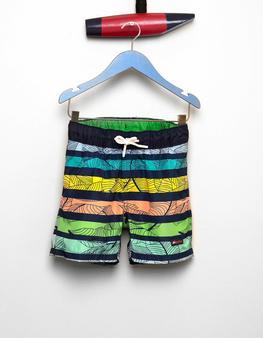 Lacivert Yüzme Giyim