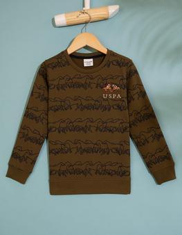 Haki Sweatshirt