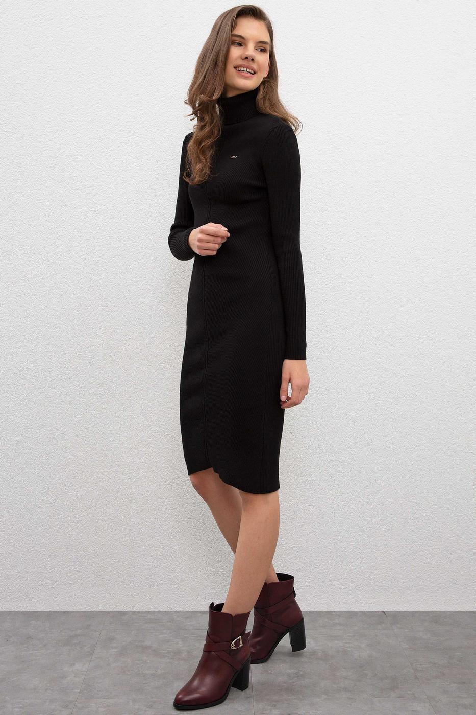 Kadın Triko Elbise