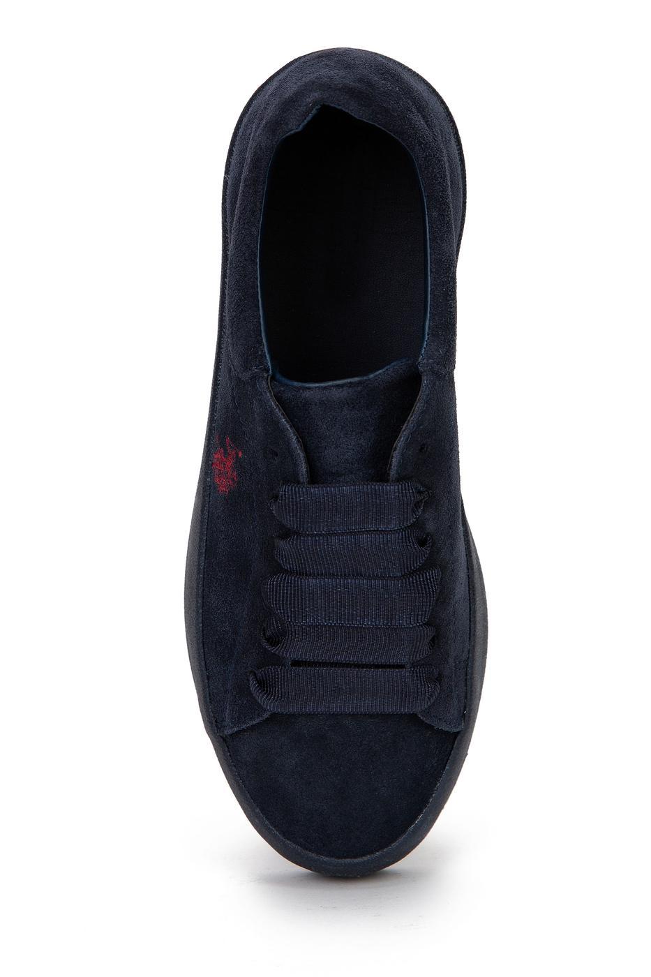 Lacivert Ayakkabı