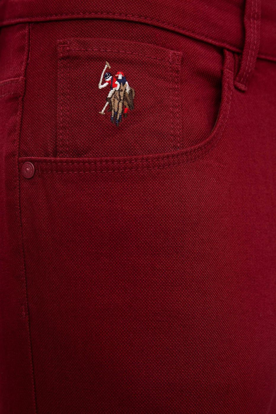 Kırmızı Chinos
