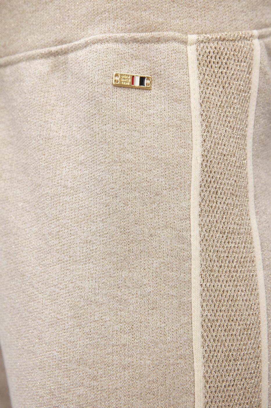 Multicolor Örme Pantolon