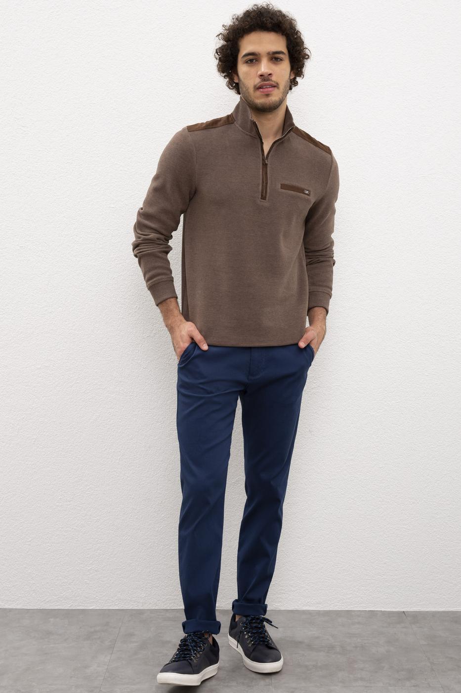 Kahverengi Sweatshirt