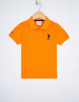 Turuncu T-Shirt Basic