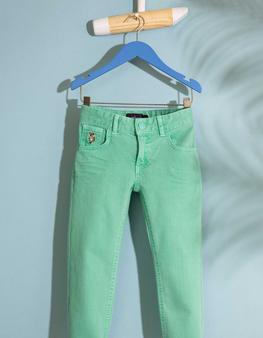 Yeşil Chinos