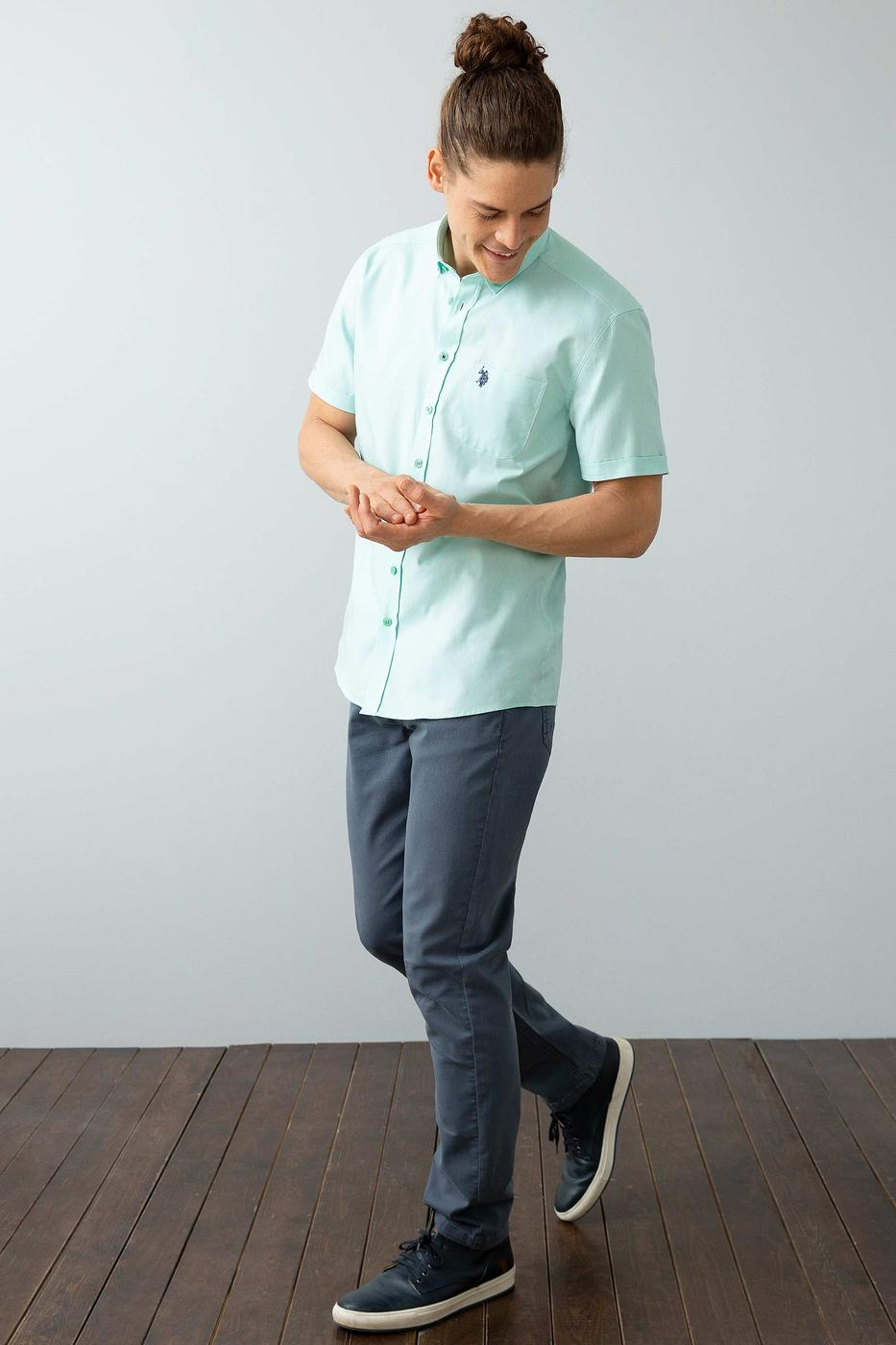 Yeşil Gömlek Kısakol