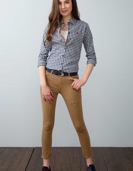 Kahverengi Spor Pantolon
