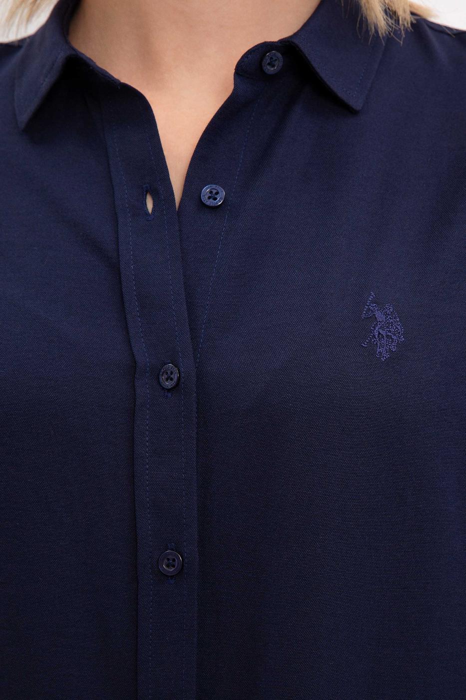 Lacivert Gömlek