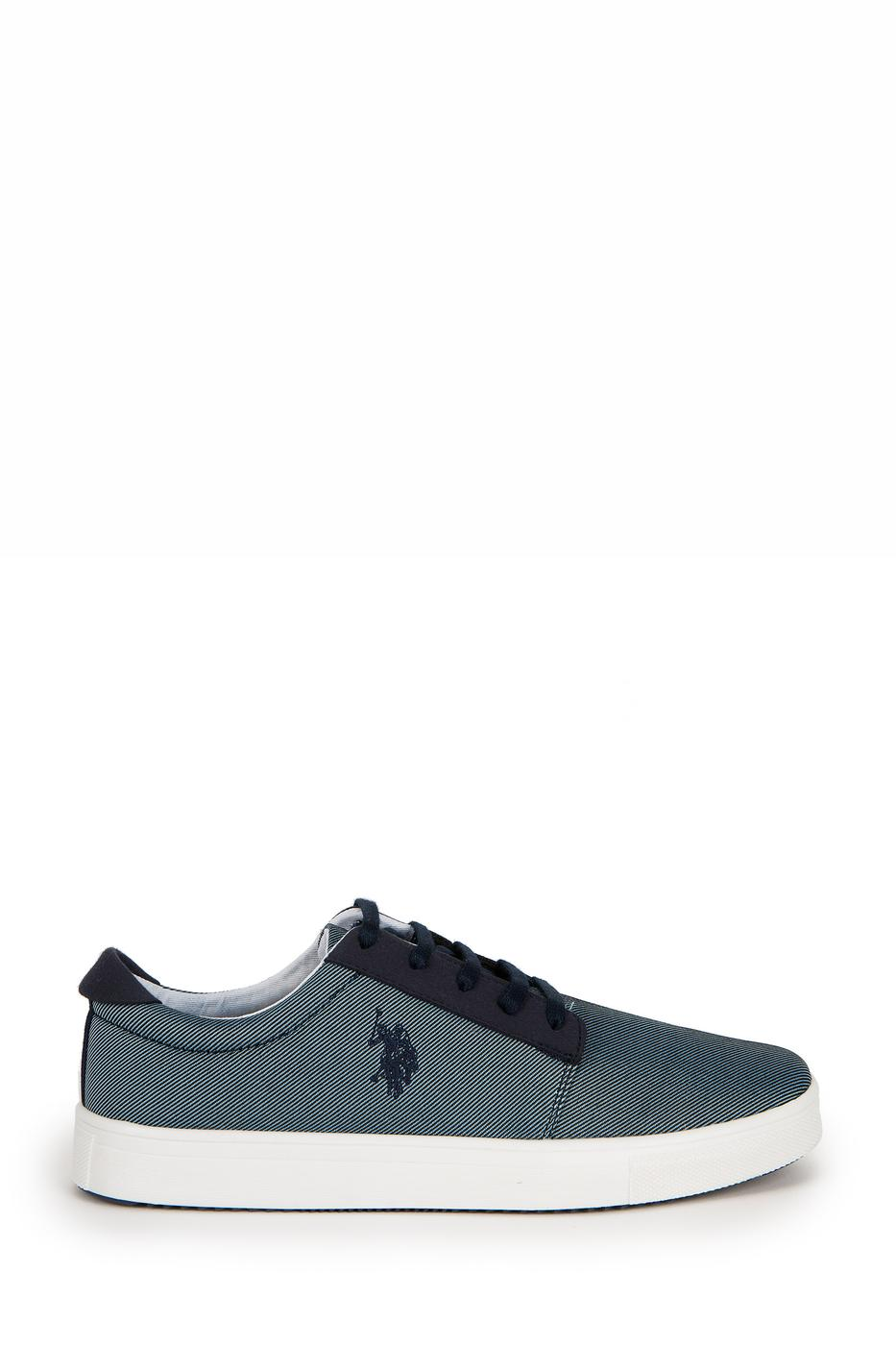 Mavi Ayakkabı