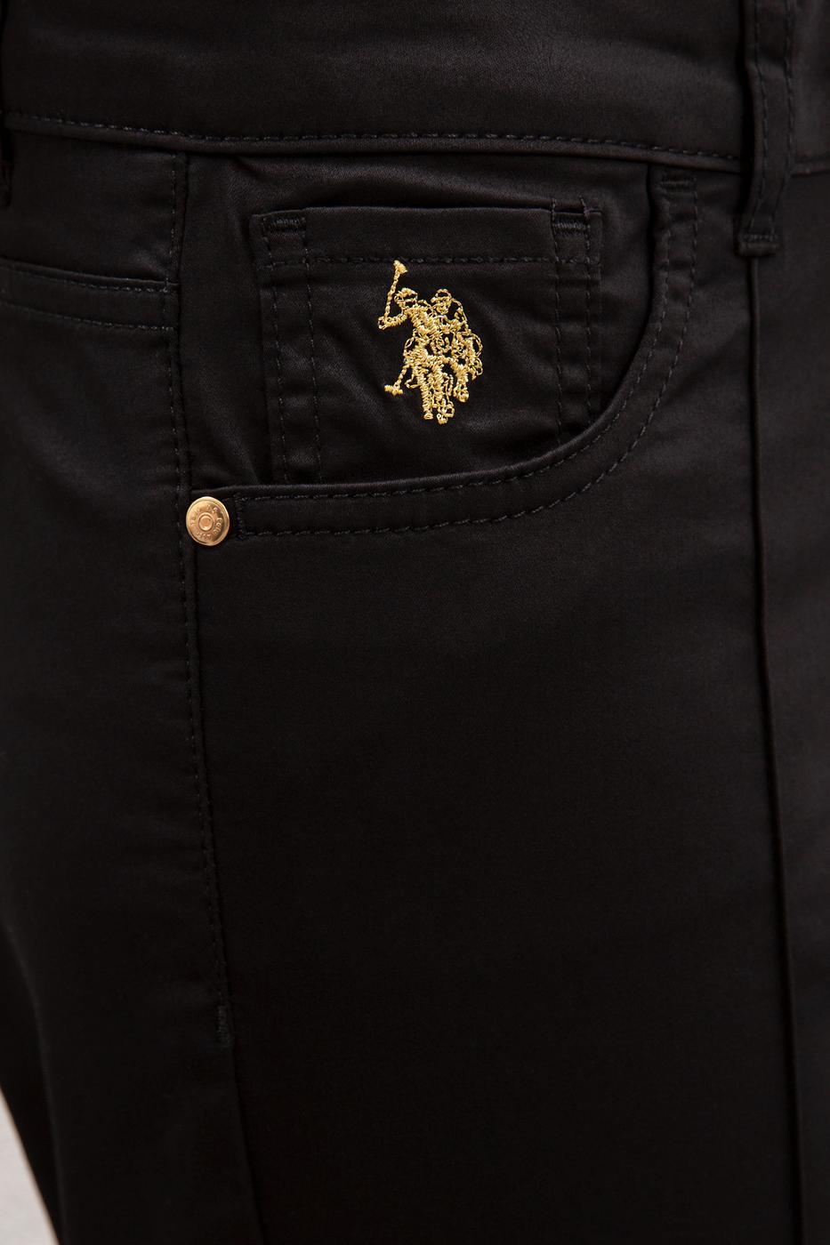 Siyah Spor Pantolon