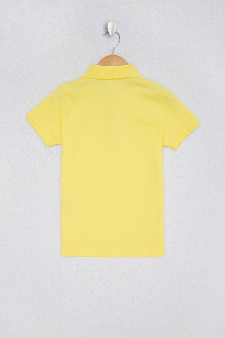 Sarı T-Shirt Basic