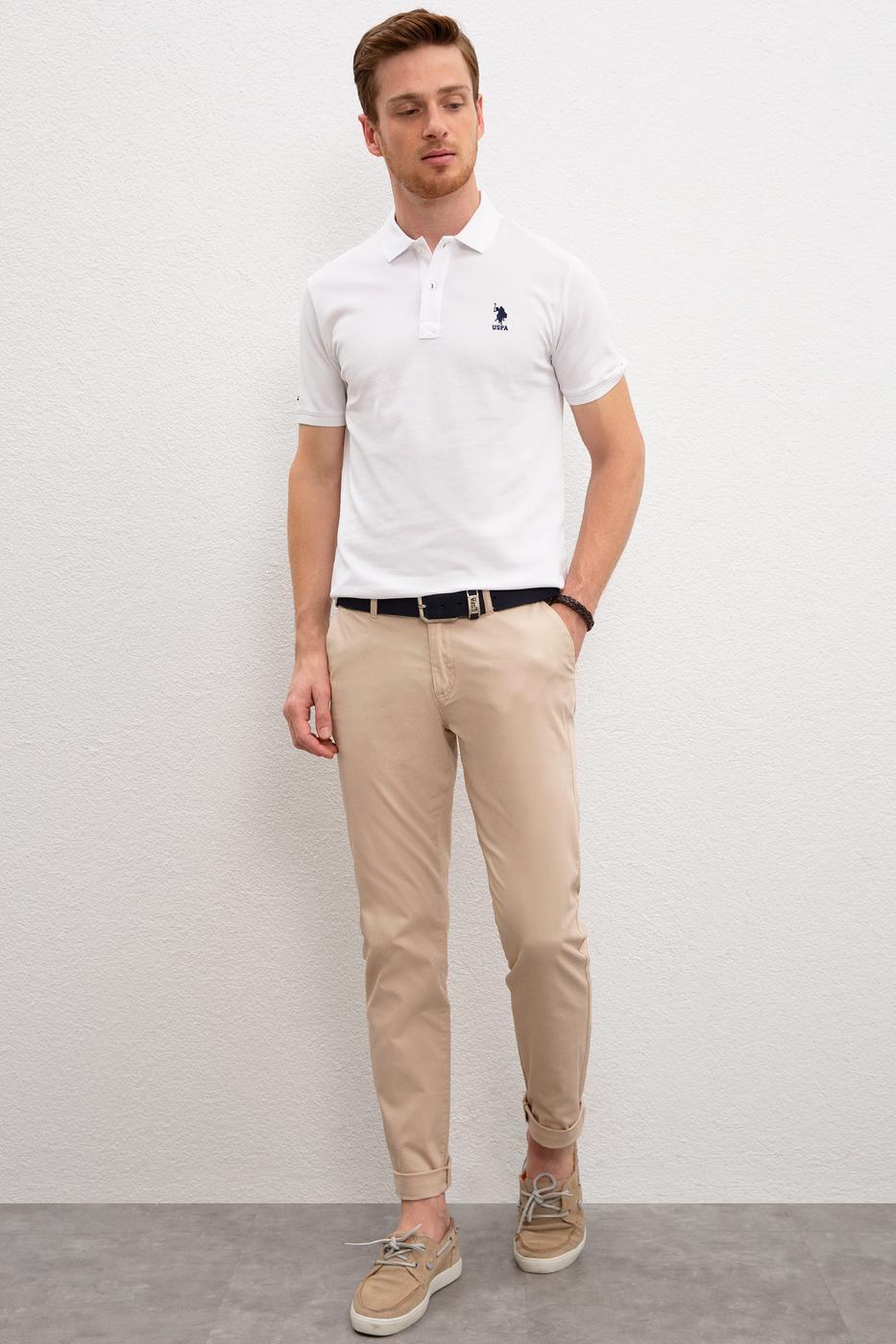 Beyaz T-Shirt Basic