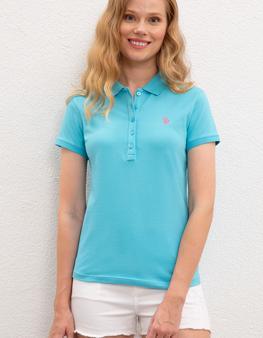 Yeşil T-Shirt Basic