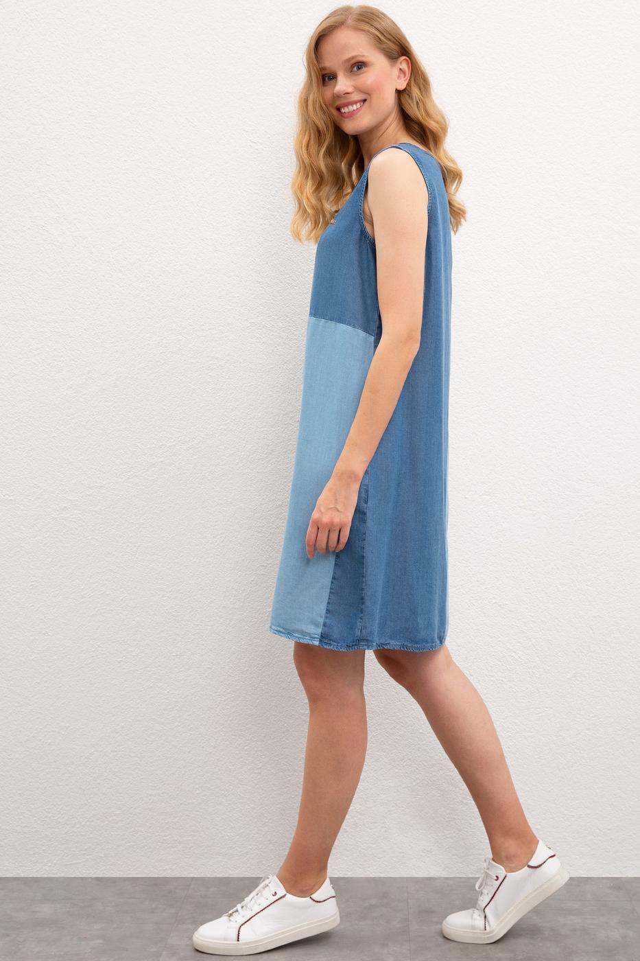 Mavi Denim Elbise