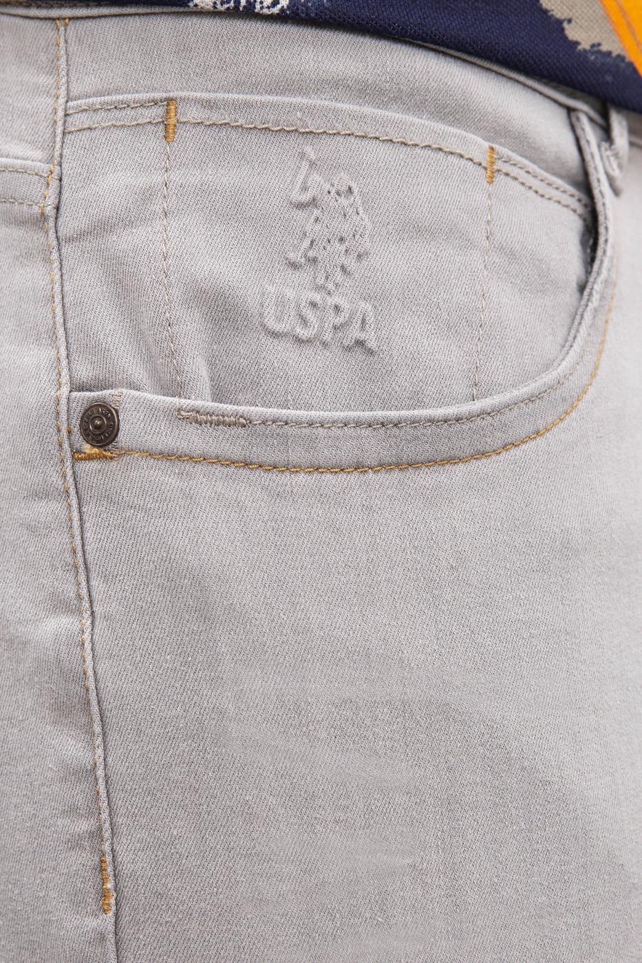 Kahverengi Denim Pantolon