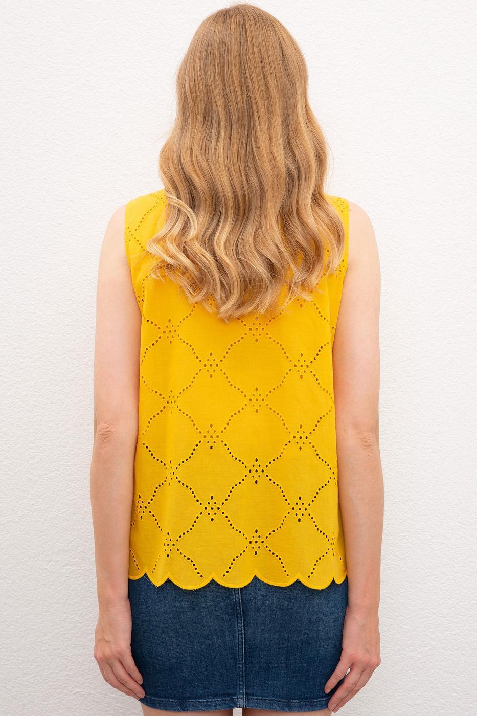 Sarı Gömlek Kısakol