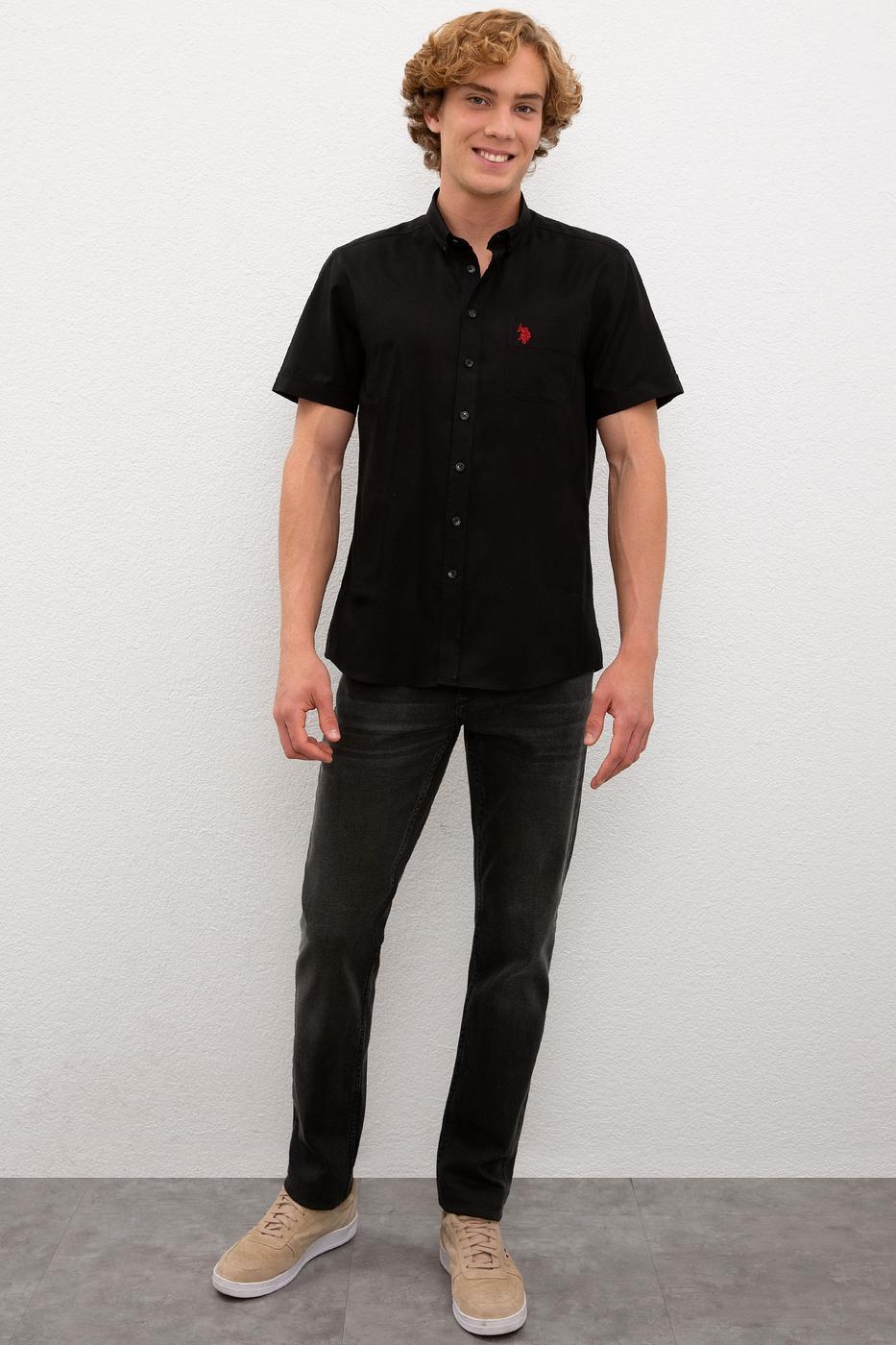 Siyah Gömlek Kısakol