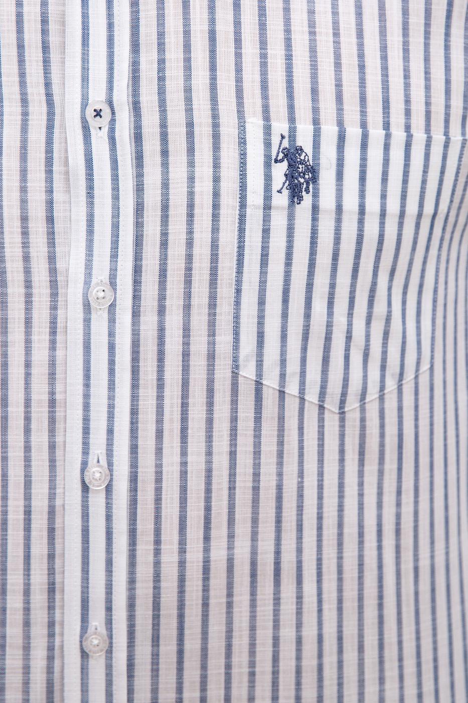 Lacivert Gömlek Kısakol