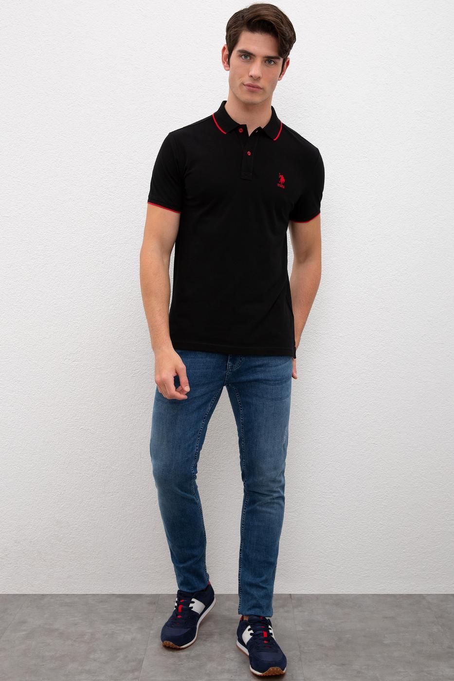 Siyah T-Shirt Basic
