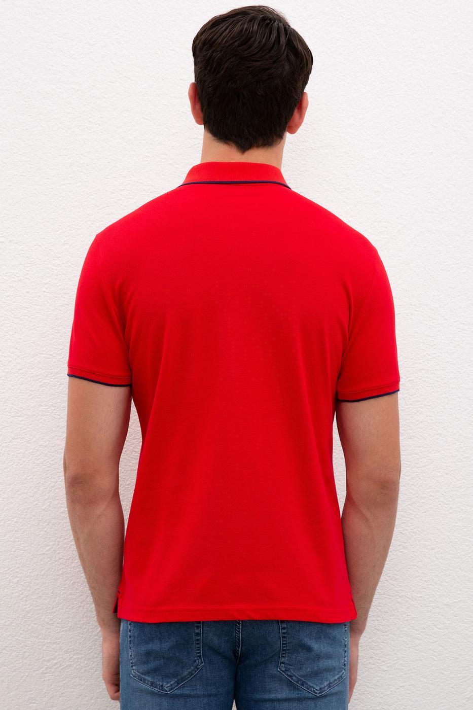 Kırmızı T-Shirt Basic