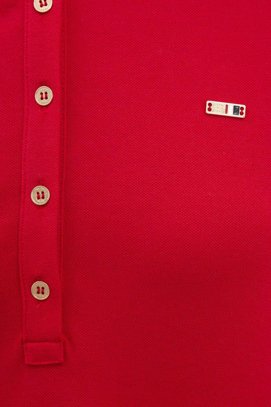 Kırmızı Örme Elbise