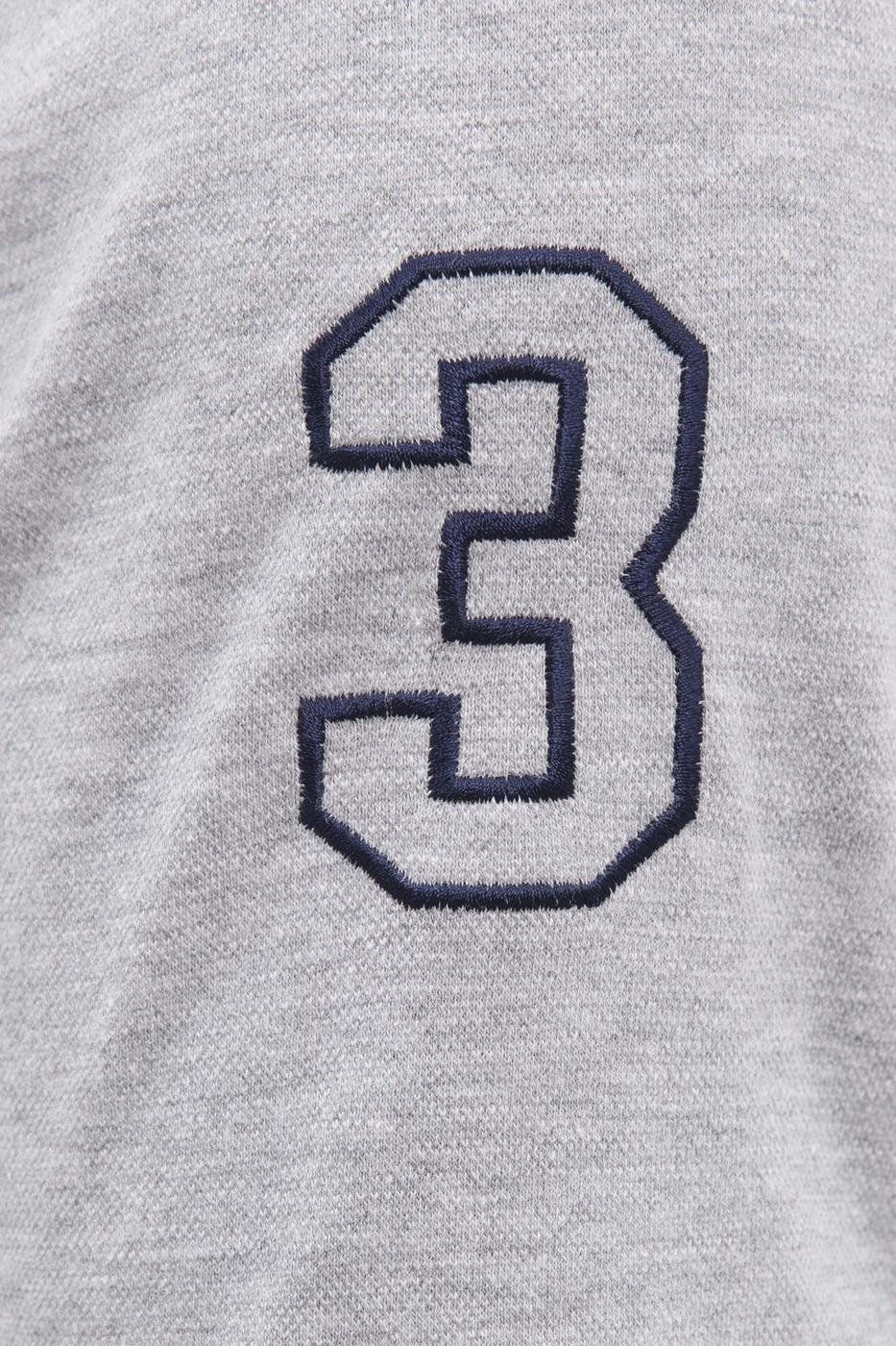 Gri T-Shirt Basic