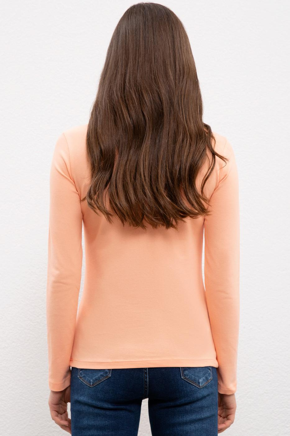 Pembe Sweatshirt Basic