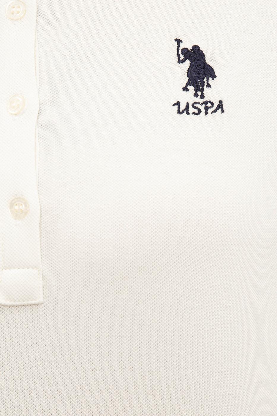 Beyaz Sweatshirt Basic